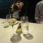 リストランテ カノビアーノ - 白ワイン