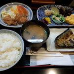 魚忠 - 日替わり定食(800円)