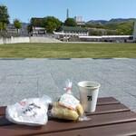 丸十パン - ドリンク写真: