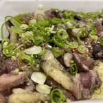 炭火焼 地山鶏 - 料理写真: