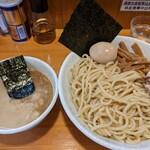 永太 - 料理写真:永太つけ麺   大盛    ¥1050+¥100
