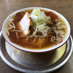 正竜亭 - 料理写真:ラーメン