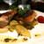 ル・シャタン - 料理写真:Aコースランチ(お魚料理)