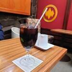 若松 - アイスコーヒー