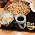 SOBA満月 - 蕎麦