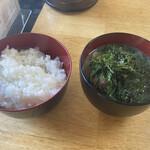あづま商店 - めしセット