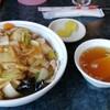 味平 - 料理写真:中華丼