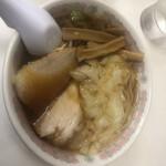 三日月軒 - 料理写真: