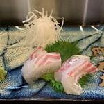石松 阪奈店 - 料理写真:加太鯛