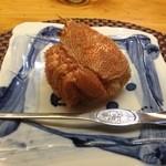 海食亭 むつわん - 2000円コース、③毛がにハーフ