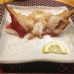 海食亭 むつわん - 2000円コース、⑥キンキンのカマ焼