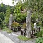 14987665 - 和太奈部さんの門です