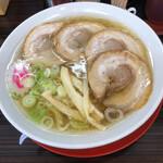 中村屋 蔵 - チャーシュー麺