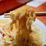 やきとり宮川 - すごい鶏らーめん・大盛(1000円)