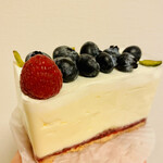 リュミエール - レアチーズケーキ