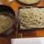 蕎麦流々 千角 - 料理写真:私は鴨蕎麦