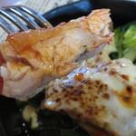 La Casa - 肉質の良い、むなかた鶏