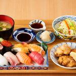 海鮮丼・天ぷら 博多 喜水丸  - 料理写真: