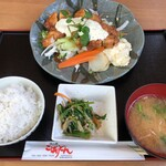味の郷 こばりどん - 料理写真:季節のお膳