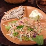 エベレスト セルフ キッチン - サラダ
