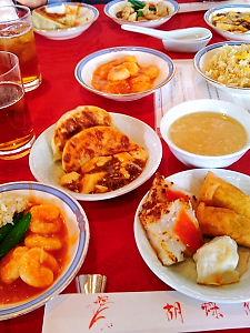 中国レストラン 胡蝶花