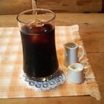珈琲小屋 なみま - アイスコーヒー
