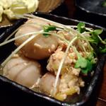 焼鳥ダイニング ひねり - 里芋の鶏葱だれ