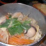 1499796 - 鶏五目釜飯