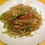 14990393 - 野菜とビーフン炒め(1000円)