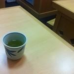 天むす千寿 - お茶
