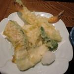 和食とお酒豆助 - 天ぷら