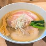 中村麺三郎商店 - 塩らぁ麺