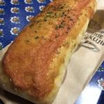 ブーランジェリー パルク シャクジイ - ズッシリ系パンに明太子、口に合わなかった。