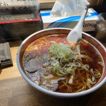 いちい - 料理写真:中華そば大盛 ¥850