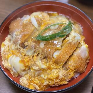 井手ちゃんぽん - 料理写真:井手かつ丼