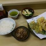 いもや - 天ぷら定食