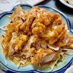 美味鮮 - 油淋鶏アップ