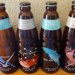 gubigabu - 城崎温泉地ビール4種