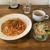 パスタヤ - 料理写真:カポナータトマトソース