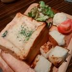 バーバ・スタイル - 明太クリームグラタンパン
