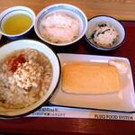 四日市白須賀食堂 - 料理写真: