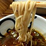 麺鮮醤油房 周月 - 麺リフト(^^♪