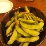 晴れる家 - 枝豆