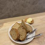 鹿とパンとワイン Bistro STAGMAN -
