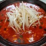 くるまやラーメン - 料理写真:大辛味噌ラーメン