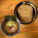 中華蕎麦うゑず - つけ麺(並220㌘) 980円