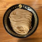 中華蕎麦うゑず - つけ麺(並220㌘) 980円 (冷盛)