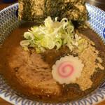 中華蕎麦うゑず - つけ麺(並220㌘) 980円 (つけ汁)
