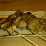 石太郎 - 料理写真:炭焼串焼き