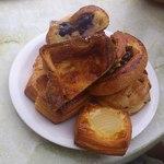 エスプリ・ド・ビゴ - パン数種類